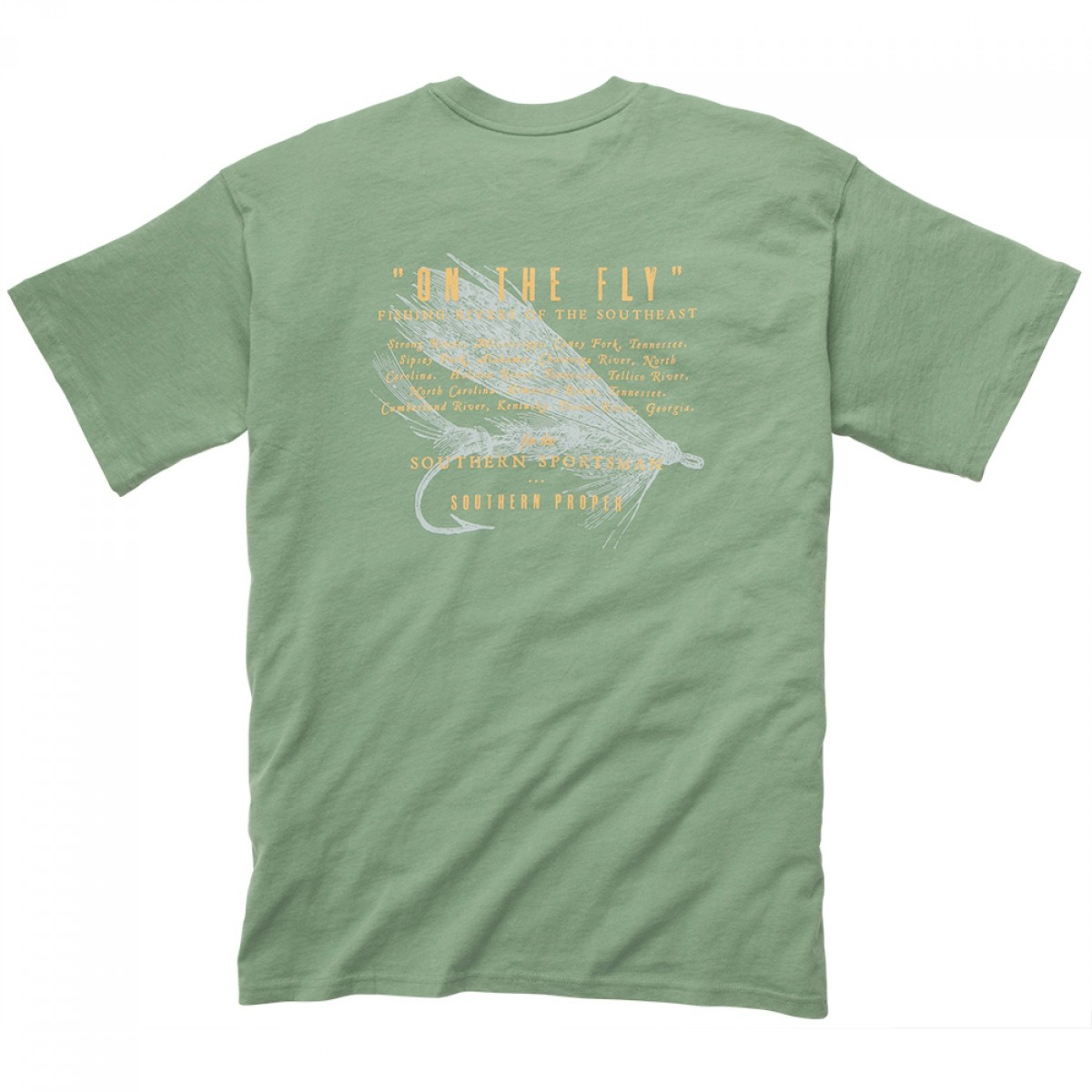 On The Fly Tee - MORE COLORS